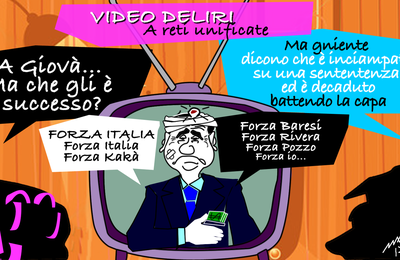 Ha parlato! Ha video parlato! Ha sparato...