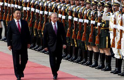 Oops! La Posture agressive de Washington pousse la Russie et la Chine à se rapprocher