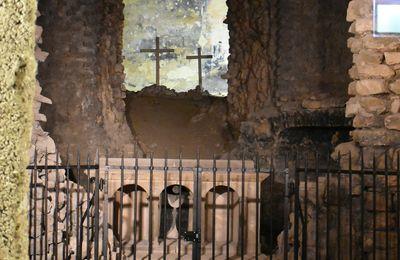 crypte de Boulogne/mer  suite et fin
