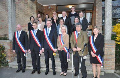Election du Maire et des Adjoints au Conseil Municipal
