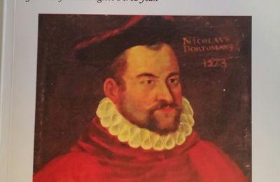"PARUTION du  livre ""Nicolas Dortoman et Balaruc"""