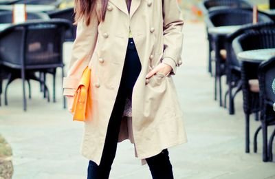 OOTD | Season of the Trench // Part 3