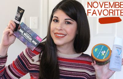 November Favorites! Beauty, Skincare & More :)
