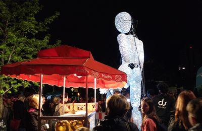 La nuit des musées à Francfort