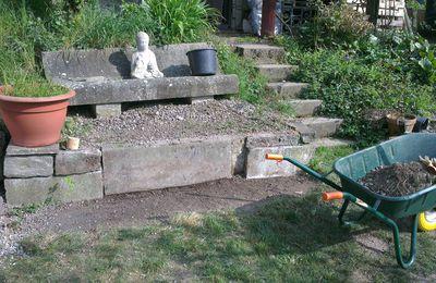 Aménager la terrasse de la salle de soin