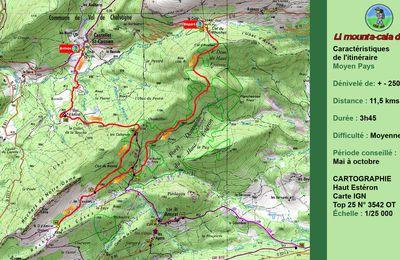 Col du Trébuchet - Le Castellet St Cassien
