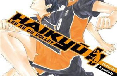 Haikyuu! Les AS du volley!
