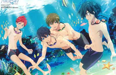 High Speed: Free! Starting days