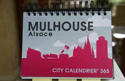 City Calendrier Mulhouse
