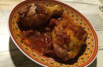 Le Salmi poulet