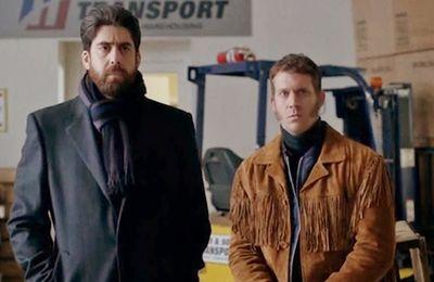 Russell Harvard, héros dans THERE WILL BE BLOOD et THE HAMMER, est dans la série télévisée FARGO