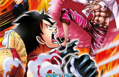 [VENTE FLASH 28/03] One Piece Burning Blood -70% 14,99€