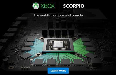 #E32017 - Prix et nom officiel de la prochaine Xbox plus que fuité ?!