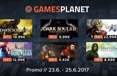 Les BONPLANS Gamesplanet [VENTE FLASH]