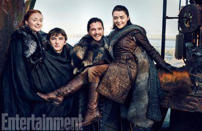 Game Of Thrones saison 8 : Chaques épisodes aussi long qu'un film ?