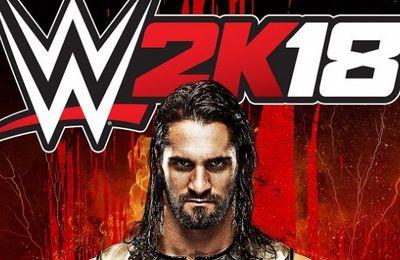 WWE 2K18 confirmé sur Switch en vidéo
