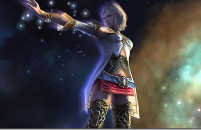 Vue sur Final Fantasy XII: The Zodiac Age disponible
