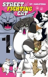 #CritiqueManga Street Fighter Cat ! édité par @Dokidoki_manga