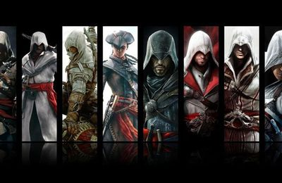 Assassin's Creed confirmé en animé officiellement.