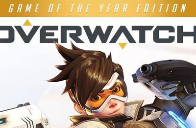 Overwatch: Game of the Year Edition date sa version physique