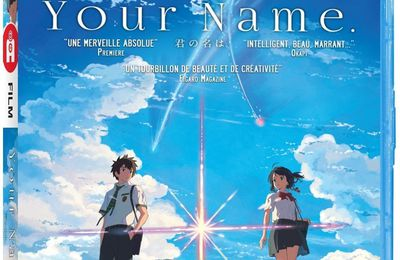 Your Name. daté en DVD & Blu-ray