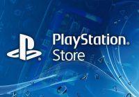 Mise à jour du PlayStation Store du 7 août 2017
