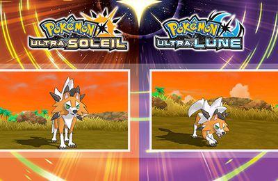 Pokémon Ultra-Soleil/Lune : Découvrez la nouvelle forme Crépusculaire de Lougaroc