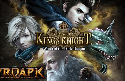 King's Knight : Wrath of the dark Dragon débarque sur Androïd et IOS