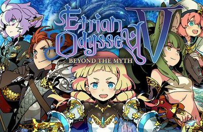 Etrian Odyssey V: Beyond the Myth - une démo disponible sur l'eshop
