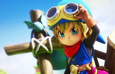 Dragon Quest Builders sur Switch pour le printemps.