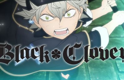 Black Clover Trailer 3