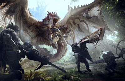 Monster Hunter World : Trailer Gameplay PS4 + Date de sortie !