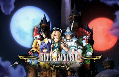 FINAL FANTASY IX disponible sur le PS STORE !