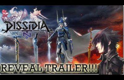 Dissidia NT : Un trailer qui révèle l'arrivé d'un personnage de FFXV !