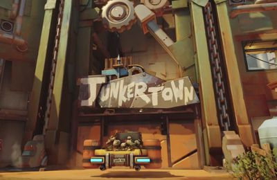 Overwatch : la Map Junkertown disponible