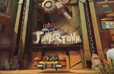 Overwatch : la Map Junkertown disponible