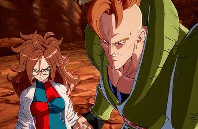 Dragon Ball FighterZ présente l'histoire de C21 !
