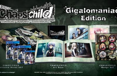 Chaos ; Child sortira le 13 octobre 2017