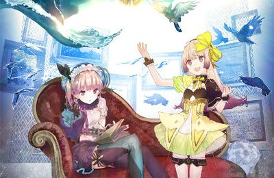 Atelier Lydie and Suelle : The Alchemists and the Mysterious Paintings annoncé !
