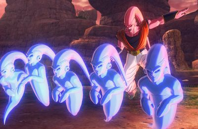 Dragon Ball Xenoverse 2 disponible sur Switch avec son trailer de lancement !