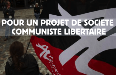 Alternative libertaire : anticapitalisme, autogestion