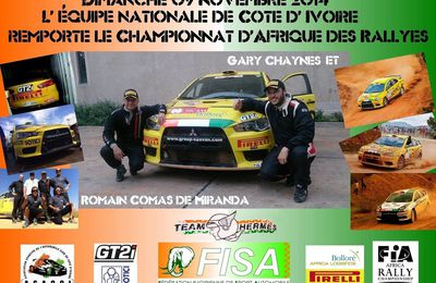 Mission accomplie pour Gary Chaynes & Romain Comas...
