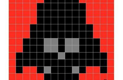 Hook Pixel Party #10  le côté obscure