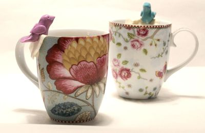 Sc & more #310 un Petit oiseau sur mon thé
