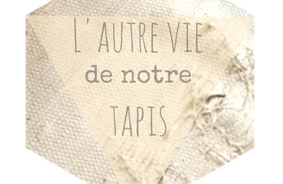 #12 Upcycled Carpet & Cie... ou le Cache-pot