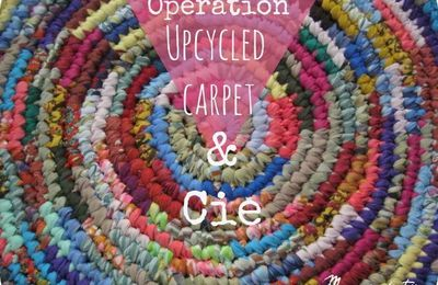 # 13 Upcycled Carpet & Cie