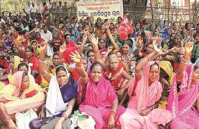Accaparement de terre : la mobilisation paysanne l'emporte en Orissa