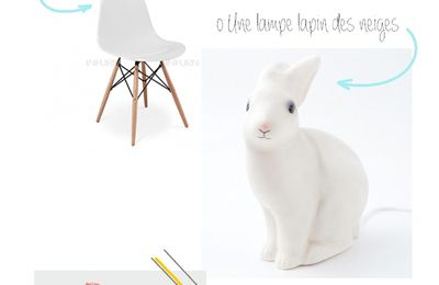 Wish list déco