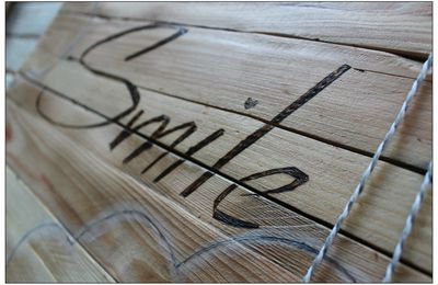 """PROJET DIY """"Palett'And Smile"""""""