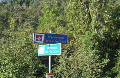 12/08 : redécouvrir des itinéraires sauvages entre 26 et 05 !